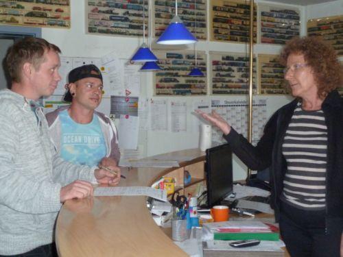 Fahrschule Teach and Drive Mitarbeiter GH2