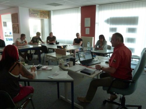 Fahrschule Teach and Drive Mitarbeiter Halberstadt AP2